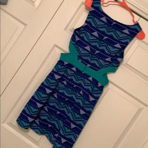 As U Wish Dresses - Cut outs!! Summer dress!